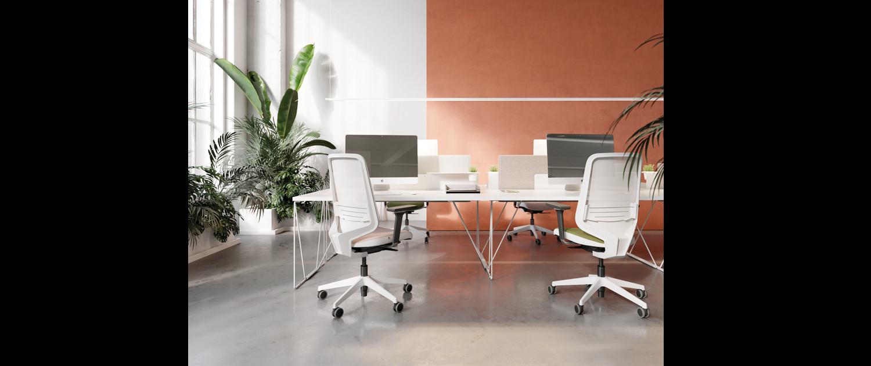 Muebles de oficina en Madrid por Eurodesing